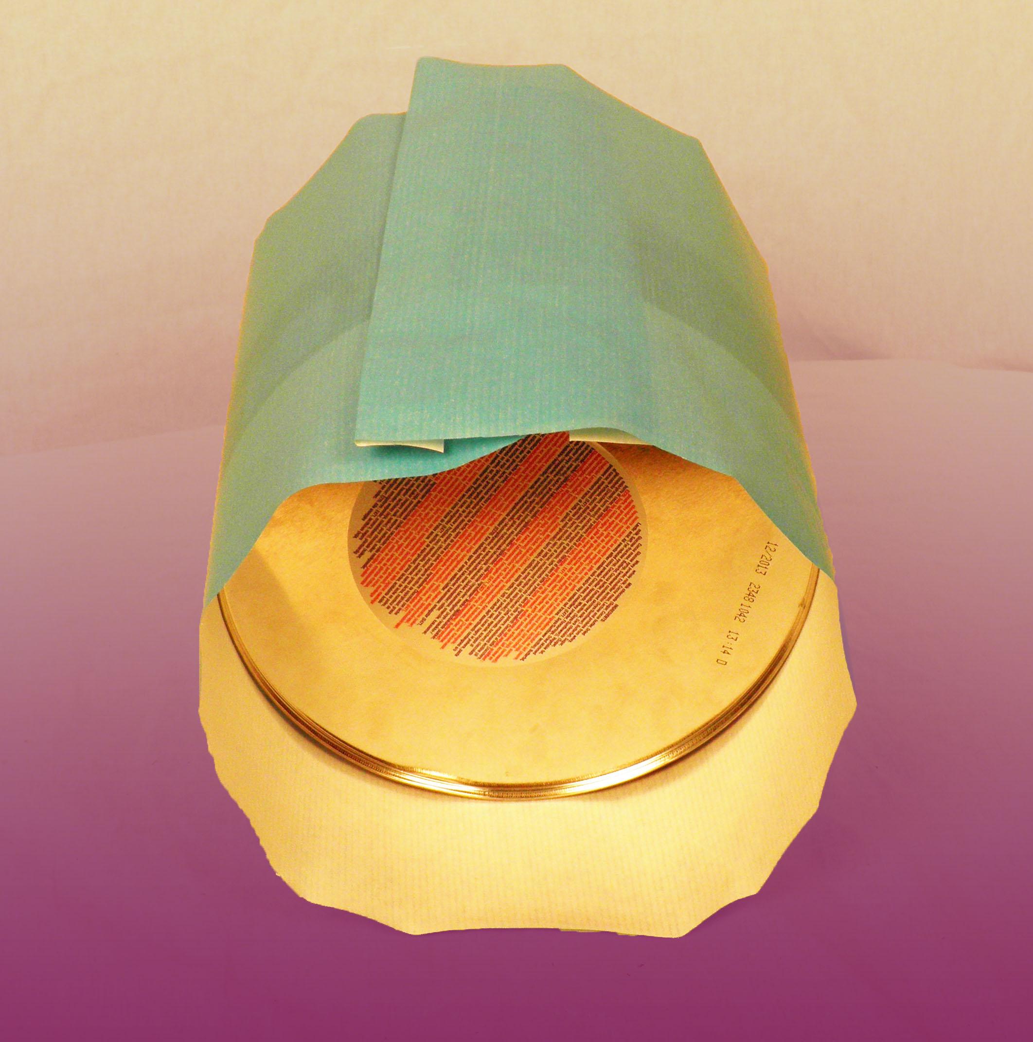 Comment faire un papier cadeau rond - Comment emballer un cadeau rond ...