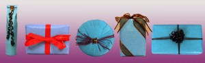Emballages cadeaux originaux