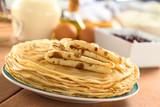 Découvrez la recette facile de crêpes pour Mardi Gras!