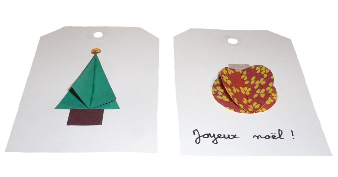 Un paquet cadeau aux couleurs de no l emballage cadeau - Comment faire un paquet cadeau ...