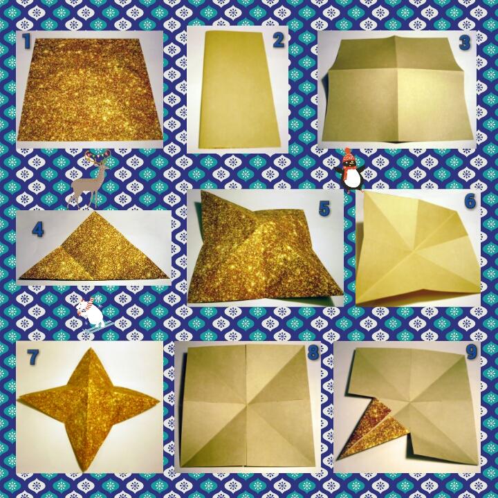 Etoile Origami-1