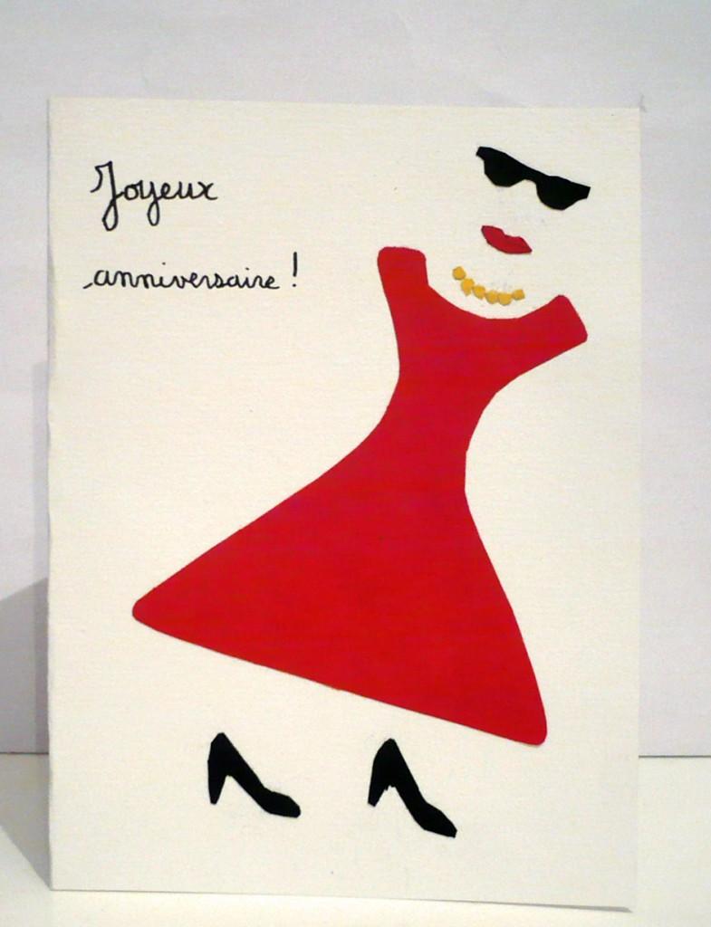 Cr er ses propres cartes d 39 anniversaire emballage cadeau - Decoration anniversaire 30 ans femme ...