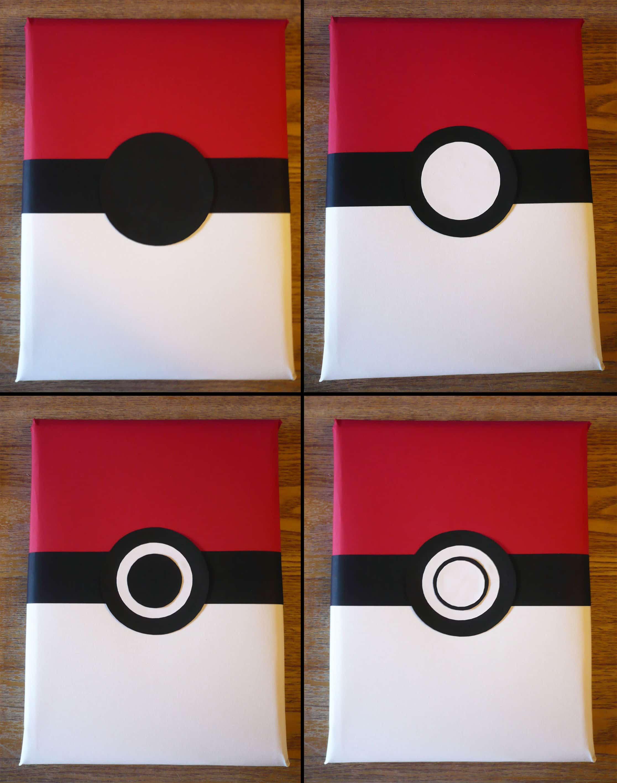 Préférence Emballage cadeau Pokémon : la pokéball - Emballage cadeau ET52