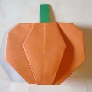origami-citrouille