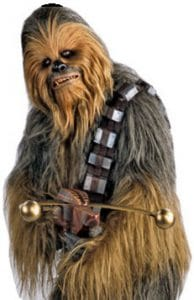 Star Wars-Chewbacca