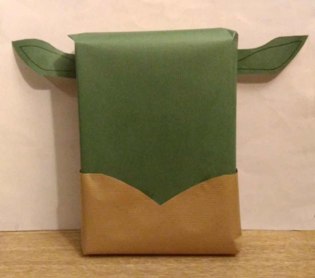 emballage cadeau Maitre Yoda 3