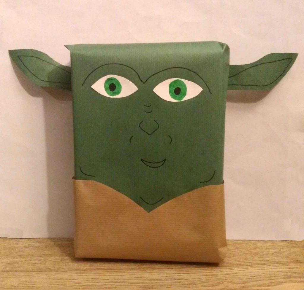 emballage cadeau Maitre Yoda 4