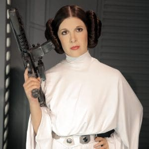 Princesse-Leia