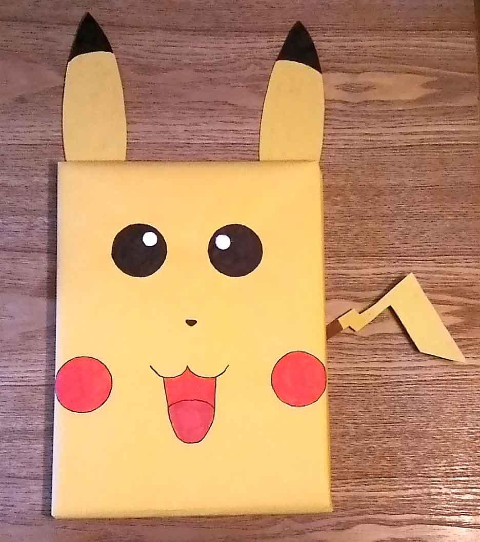 Connu Emballage cadeau Pokémon : Pikachu - Emballage cadeau GL12